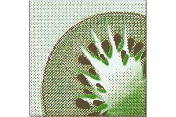 Декор Inwencia Kiwi  10x10