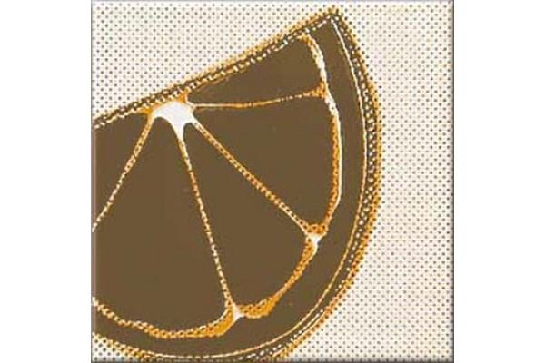Декор Inwencia Orange 10x10