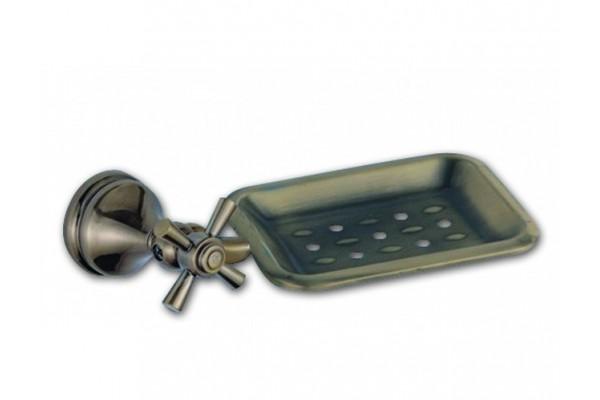 Мыльница-решетка DRAGO, бронза