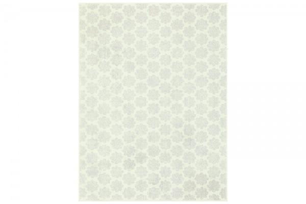 Декор Stacatto bianco inserto koronka 25х33,3