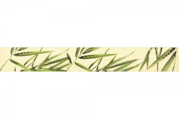 Бордюр Bambus Beige 4,8х33,3