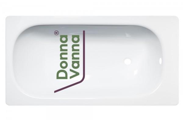 Стальнаяванна ВИЗ Donna Vanna DV-23901, 120х70,сножками