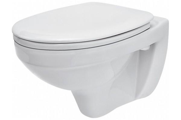 Унитаз подвесной Cersanit DELFI (цена указана без сиденья)