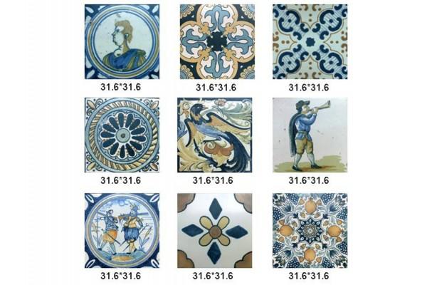 Напольная плитка Monopole Pavimento Antique 31,6x31,6