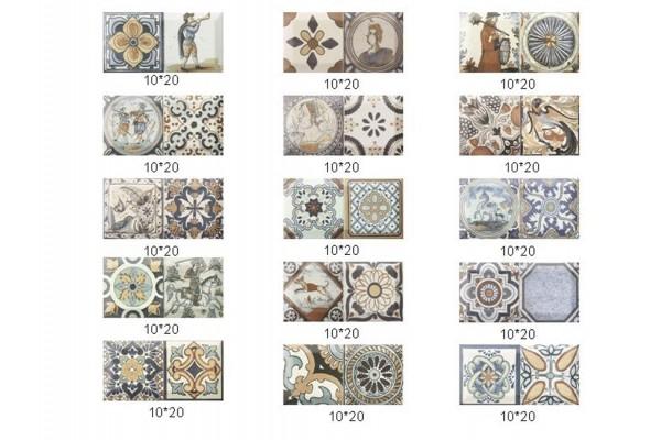 Плитка Monopole Antique 10x20