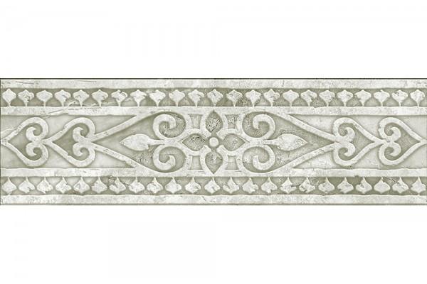 Бордюр Cenefa Papiro A White 9,8х29,8