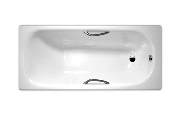 ВаннастальнаяKaldewei, FormPlus312, 170х70сотверстиямидляручек,безножек