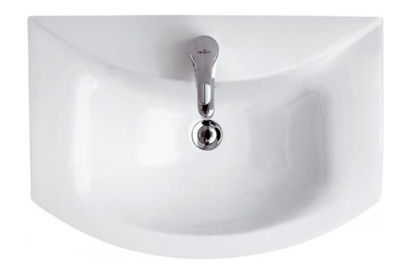 Умывальник для мебели OMEGA 65 с отверстием под смеситель
