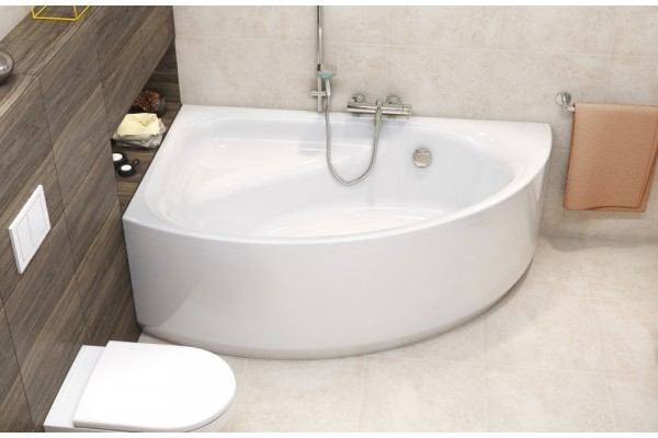 Ваннаакриловая Cersanit,Meza170x100,левая,безножек