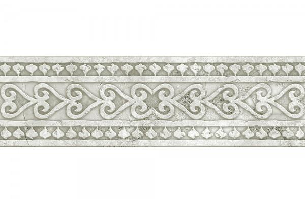 Бордюр Cenefa Papiro B White 9,8х29,8