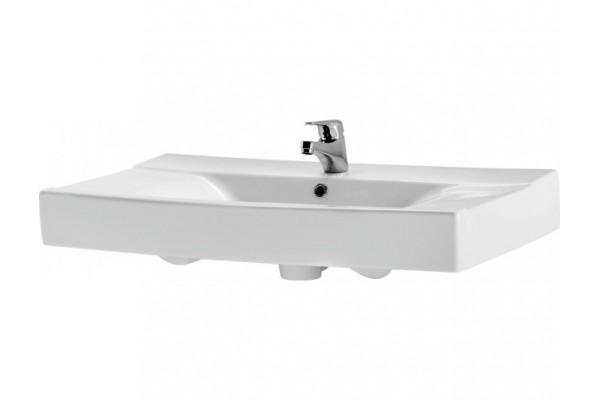 Умывальник для мебели CARLA CL90 с отверстием под смеситель
