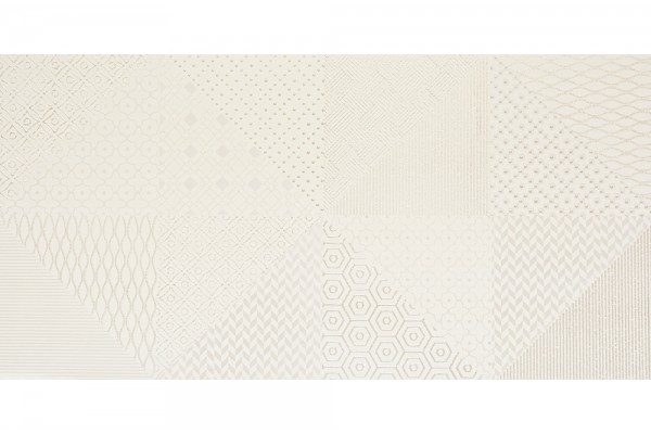 Декор Savio beige J Patchwork 25х50
