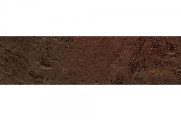 Плитка фасадная Ceramika Paradyz Semir Brown elewacja 24,5x6,6