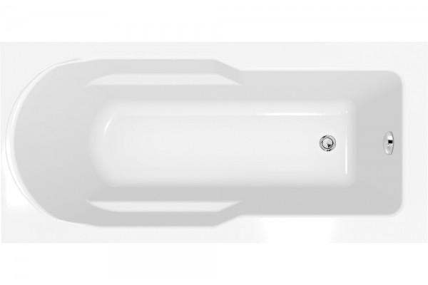 ВаннаакриловаяCersanit, SANTANA170x70,безножек