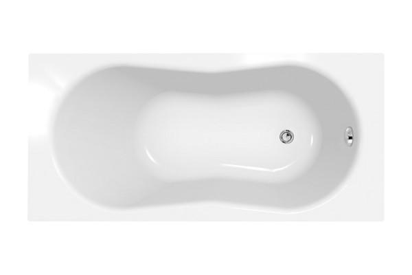 Ваннаакриловая Cersanit,Nike 140x70,безножек