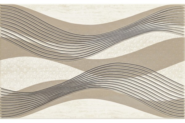 Декор Ceramika Paradyz Sari beige inserto 25x40