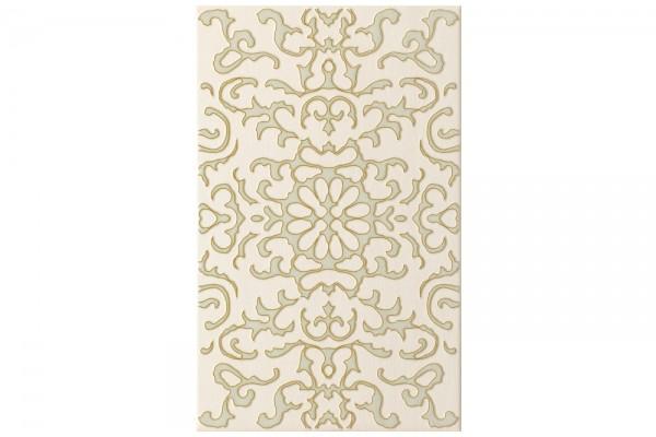 Декор Tembre beige inserto 25x40