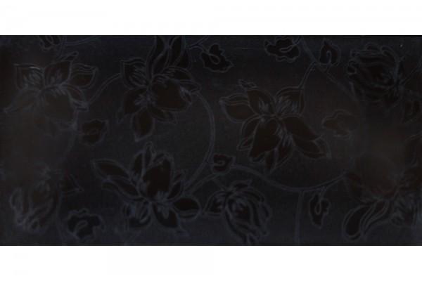 Плитка Fresco nero 25x50 (1,50) Fresco, Polcolorit
