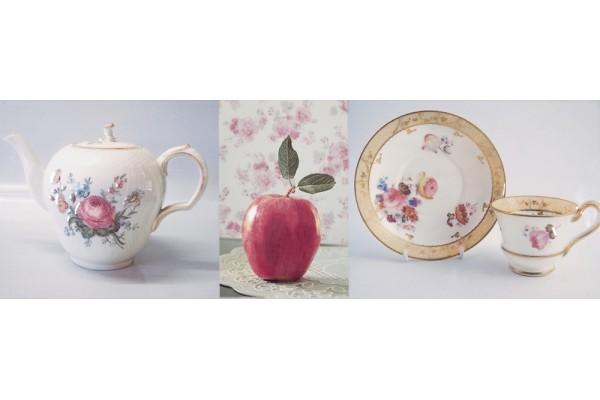 Декор Tea Time 30х90