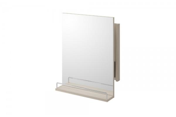 Зеркало Smart без подсветки, с системой выдвижения