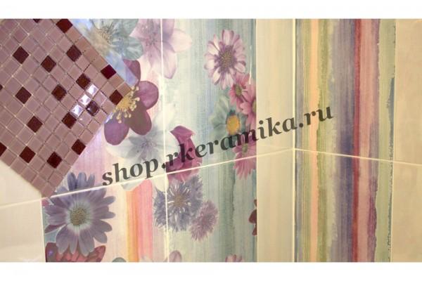 Мозаика Glam Bordo Lilac 30х30х0,4 (1.62)