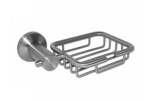 Мыльница-решетка INOX, сталь