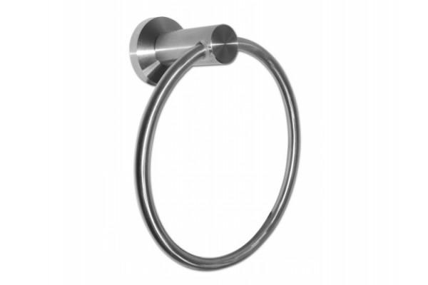 Полотенцедержатель-кольцо INOX, сталь