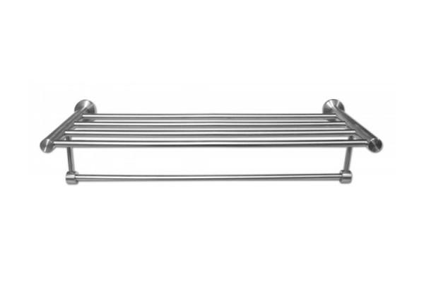Полка-поезд для полотенец INOX, сталь