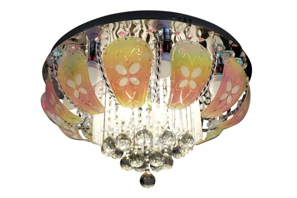 Люстра Mariposa SBC6329-12-LED,12хЕ14/40W(d60,h22)