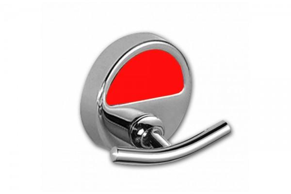 Крючок настенный CAMELEON, красный