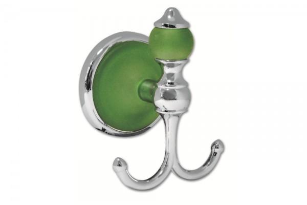 Крючок настенный IGUANA, зеленый