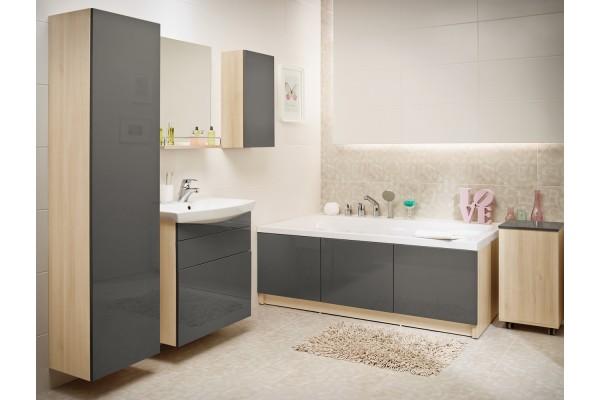 Модуль д/ванны SMART 80, боковой, ясень