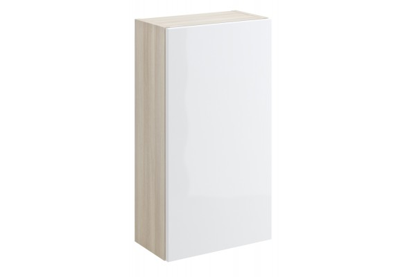 Шкаф навесной Cersanit Smart, белый