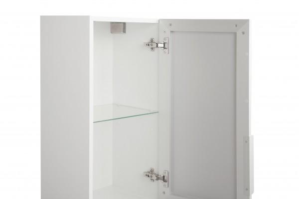 Шкаф-пенал Cersanit Stillo , подвесной, универсальный