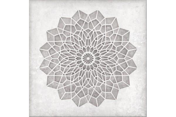 Напольный декор Absolut Keramika Luzon Roseton 59,2x59,2
