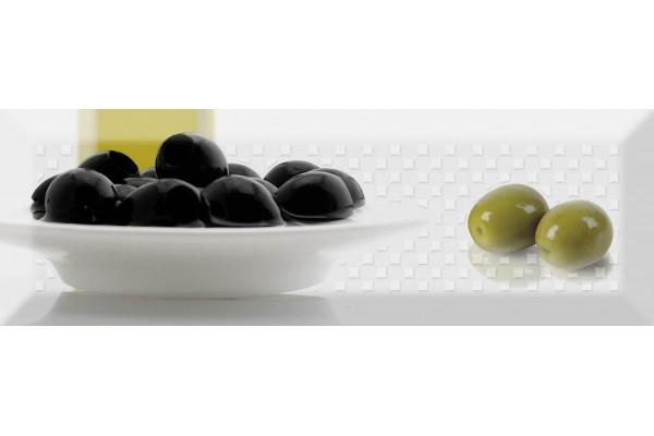 Декор Absolut Keramika Olives 01 Fluor 10x30