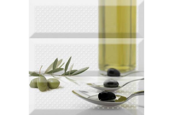 Панно Absolut Keramika Composicion Olives Fluor (3) 30x30