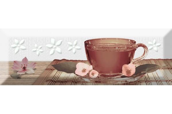 Декор Absolut Ceramika Tea 02 A Fosker 10x30