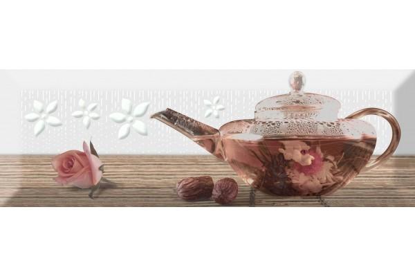 Декор Absolut Ceramika Tea 02 C Fosker 10x30