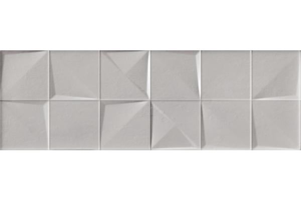 Плитка Lure Mosaic Grey 20x60