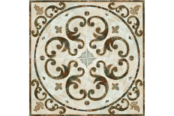 Декор от панноArgenta Erbe Decor 45x45