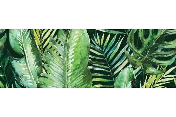 Декор от панно Ceramika Konskie Braga Tropic A Rect 25x75