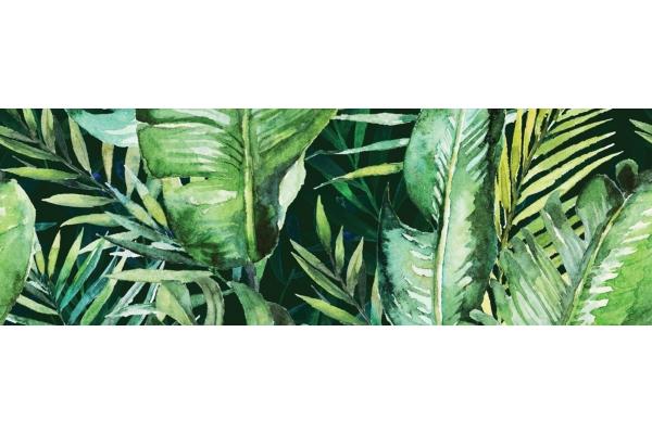Декор от панно Ceramika Konskie Braga Tropic B Rect 25x75