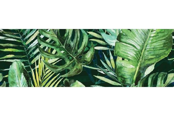 Декор от панно Ceramika Konskie Braga Tropic C Rect 25x75