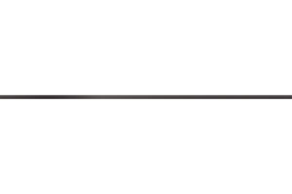 Бордюр металлический Ceramika Konskie Braga LU BM Listwa metalowa 1x75