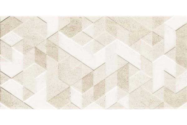 Плитка Ceramika Paradyz Emilly beige struktura decor 30x60