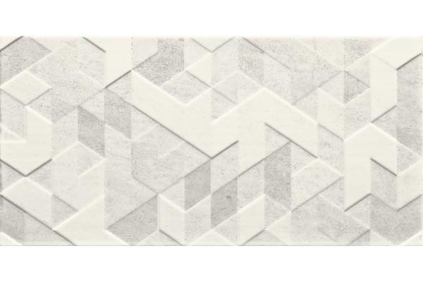 Плитка Ceramika Paradyz Emilly grys struktura decor 30x60