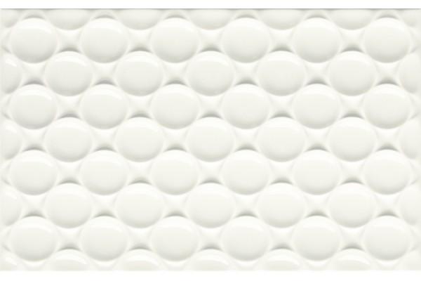 Плитка Martynika Bianco Struktura 25x40