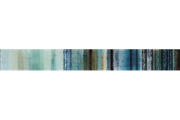 Бордюр Ceramika Paradyz стеклянный Nati Listwa 4,8x40