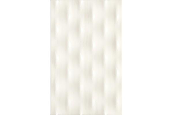 Плитка Ceramika Paradyz Nati Bianco Struktura 25x40